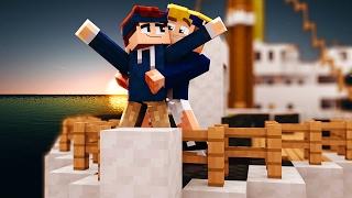 VERSTECKT AUF DER TITANIC! | Minecraft Hide and Seek