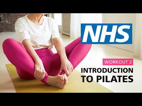 Introduction To Pilates - Workout 2 | NHS
