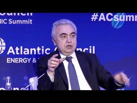 Summit Briefing 1: Global Energy Outlook