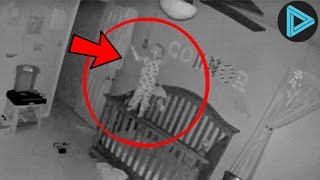 Top 10 Scary Moments Caught on a Baby Monitor