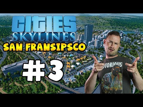 Sips Plays Cities Skylines (19/4/2018) #3 - Don't Get Too Educated