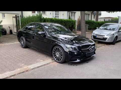 Glas für den Scheinwerfer Mercedes W204 new LINKE