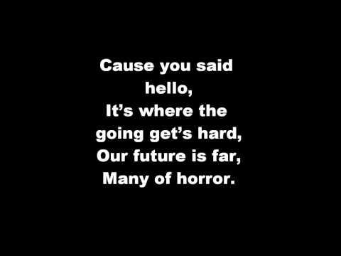 Matt Cardle  When We Collide Lyrics