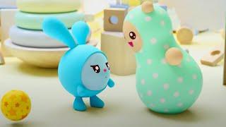 Малышарики – Пингвин | Новая Серия 187 | Мультики для детей