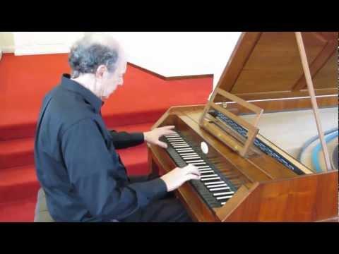 "Steven Lubin, Mozart, Variations in C, K.265 (300e), on ""Ah, vous dirai-je maman"""