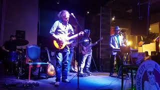 Todd Simpson& Mojo Child rock Magic City Blues Society Live Jam October 18th 2018 Bham, AL