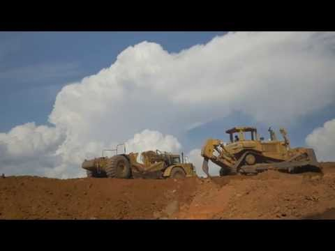 How Eagle Excavation Uses Cat® Technology