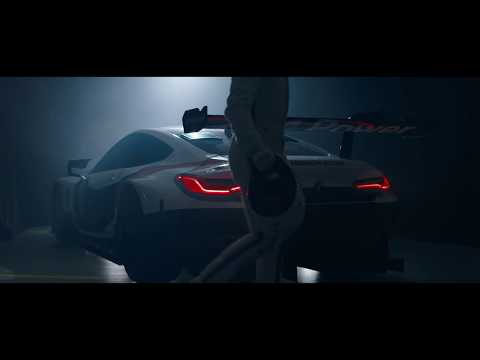 The BMW M8 GTE as you've never seen it before – BMW Motorsport.