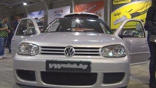 Volkswagen Golf Mk4 (2000) Exterior and Interior