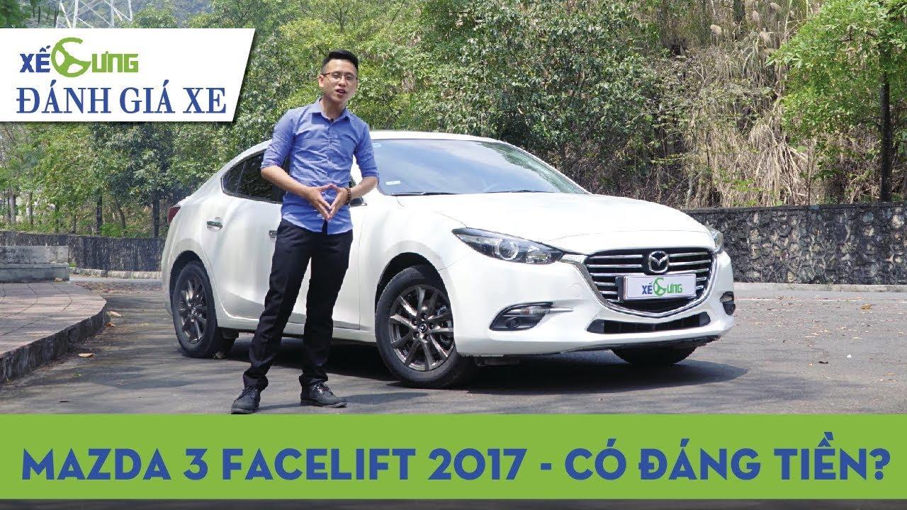 Mazda 3 2017 ĐẮT HƠN Mazda 3 2016 tới… 2.368 lít xăng – có đáng lựa chọn?