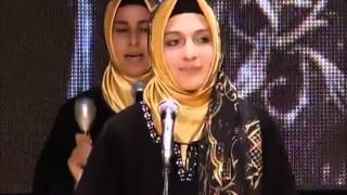 Beautiful naat by beautiful girls voice