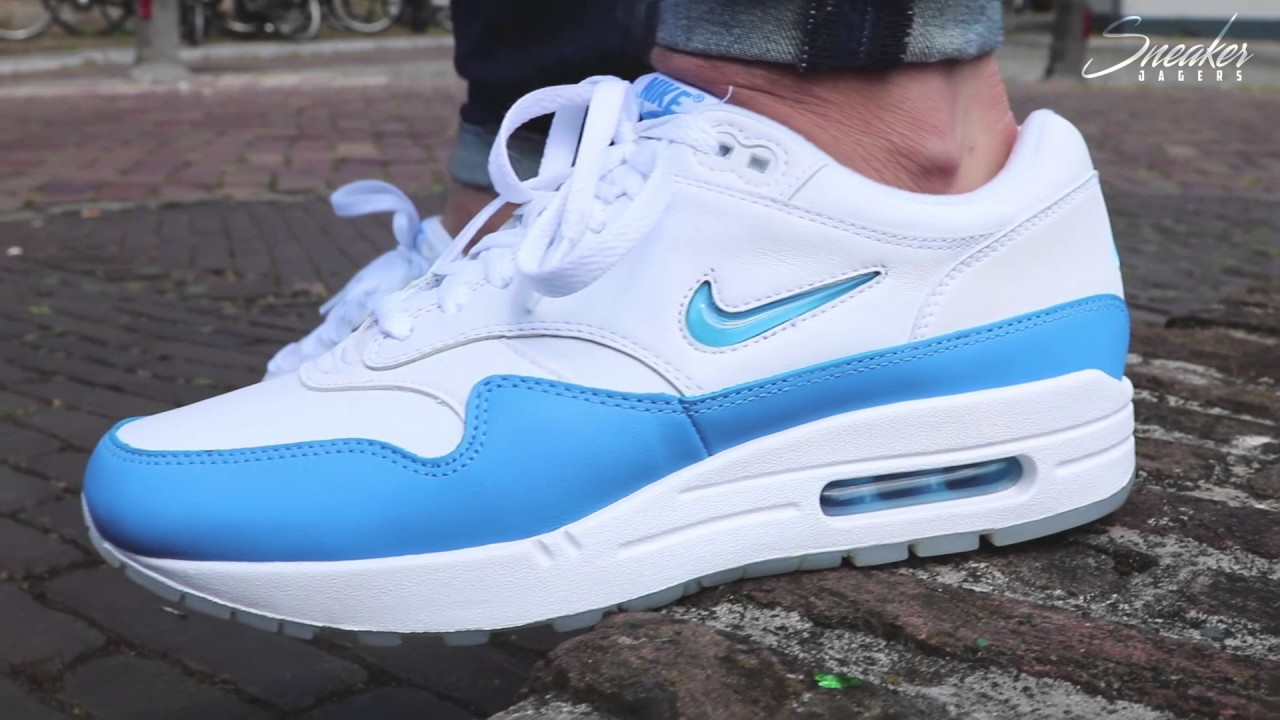 nike air max 1 jewel blue