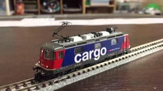 Fleischmann Spur N 734073 SBB Cargo Re421 DCC Sound