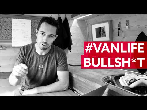 I HAVE A PROBLEM WITH #VANLIFE | 🚐 Must watch for future vanlifers 🤯