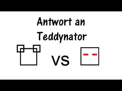 "Antwort zu Teddinators ""Fastest recorded refill → 0,15 seconds"" Video"
