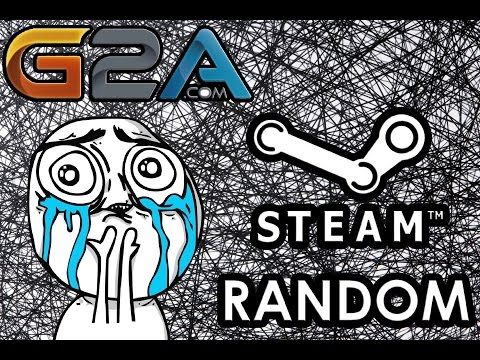 Comprando una Random CD Key de Steam