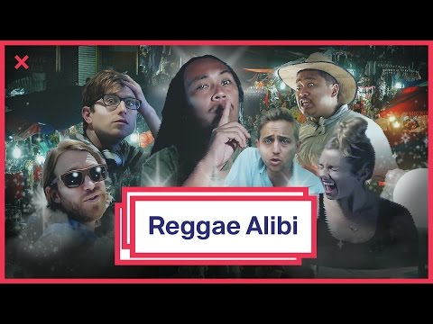 Reggae Alibi // SONG VOYAGE // The Philippines //