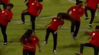 Watanee Roohehga - AFC Challenge Cup 2014 Opening