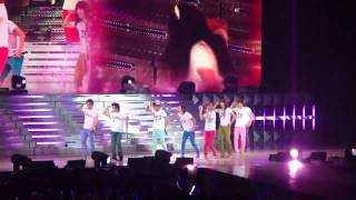 090918 Super Junior Super Show II - Gee