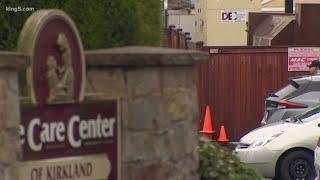 The kirkland nursing facility has been center of coronavirus outbreak in washington state.