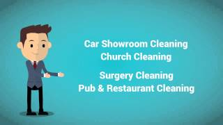 Workplace Cleaning Solutions - Northampton Commercial Cleaning Company