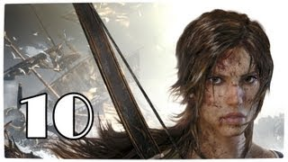 Tomb Raider Walkthrough - Part 10 Let