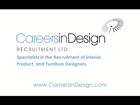 Specialists in the Recruitment of Interior, Product and Furniture Designers - Careers in Design, UK
