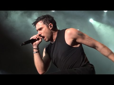 Three Days Grace @ Stadium Live, Moscow 31.01.2016 (Full Show)