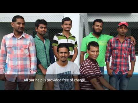Advice for foreign workers in Singapore, 2016, Telugu, v2