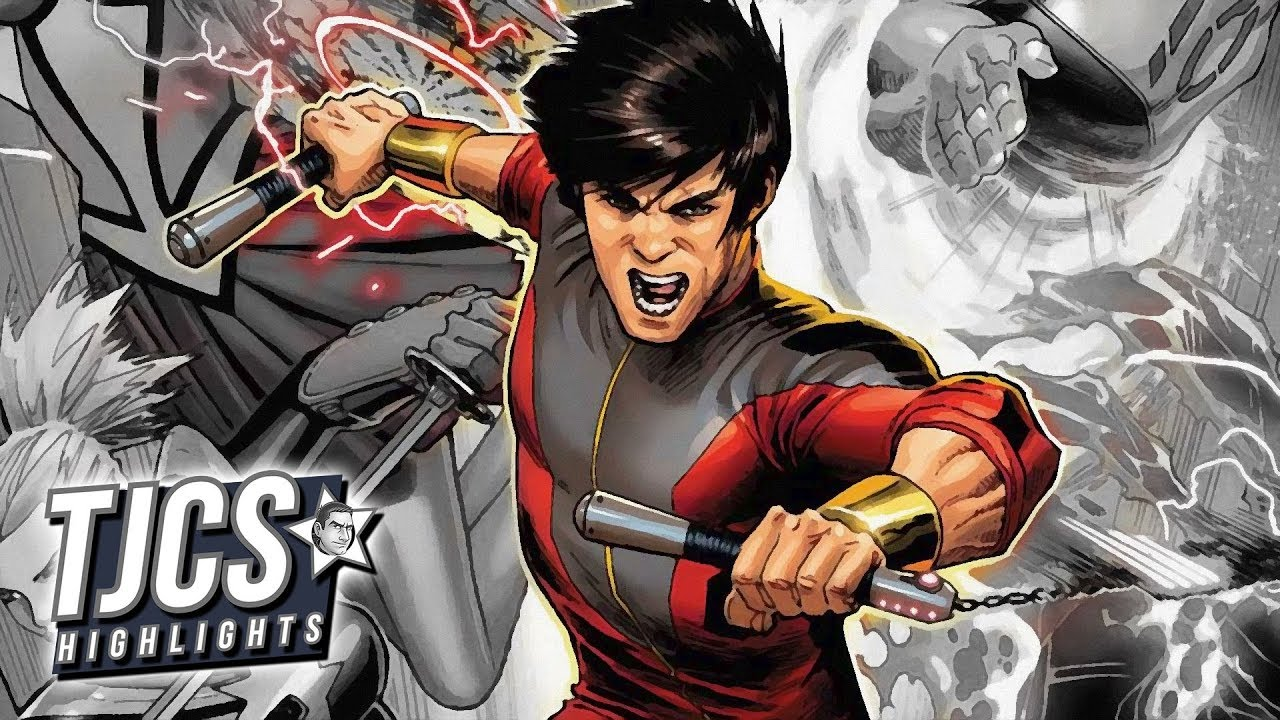 Marvel's 'Shang-Chi' Finds Its Lead