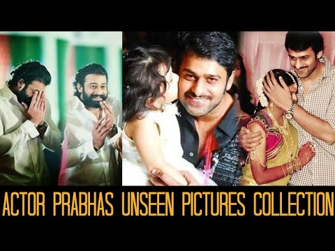 Actor Prabhas Unseen Pictures Collection || Baahubali || Prabhas Raju || Baahubali2 || Prabhas