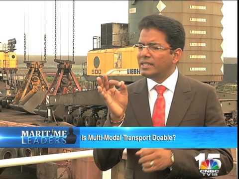 Maritime Leaders: Krishnapatnam Port