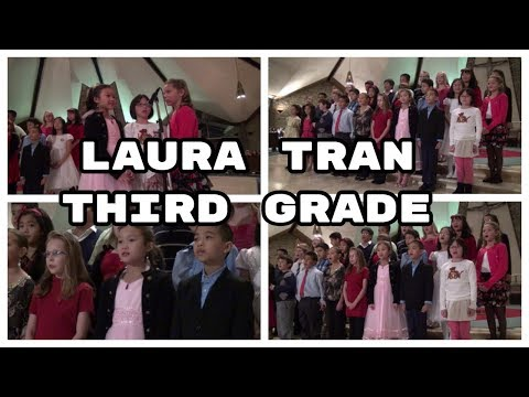 Laura Tran Christmas Recital|TuanTran