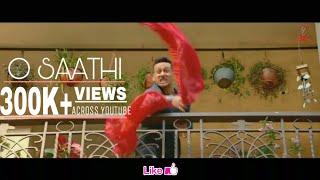 O SAATHI Emotional Scene | BAAGHI 2 | TIGER SHROOF | DISHA PATANI | WhatsApp Status | Sad Version |