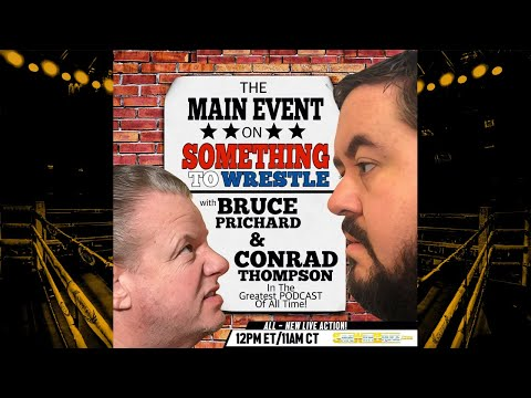 Something To Wrestle #85 The Main Event on NBC FULL EPISODE