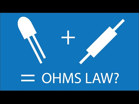 Ohms law made easy! (Interactive) - Electronics Basics 1