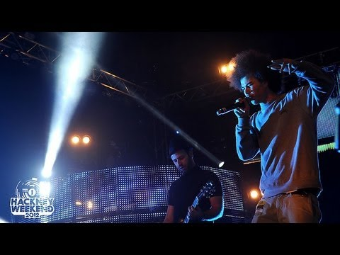 Chase & Status Live from the Hackney Weekend 2012