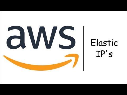 AWS Solutions Architect Training - Video 14 - EC2: Elastic IP