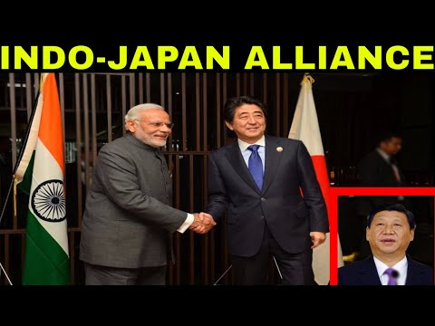 An Indo -Japan Alliance cannot challenge mighty China:  Chinese Daily