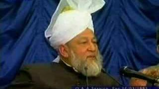 Islam - Q/A session - 1995-03-26 - Part 11 of 15