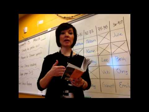 Language Arts/Reading Strategy: Speaking parts while reading aloud