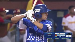 Highlights: Israel v Spain - WBSC Europe/Africa Qualifier