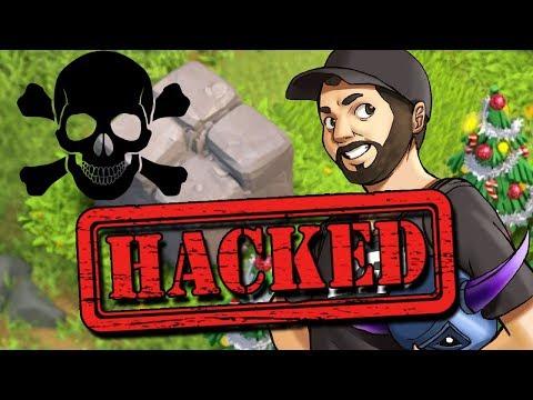 PIRATAGE DE MON COMPTE FIN DE L'HISTOIRE   Clash Of Clans Hacker
