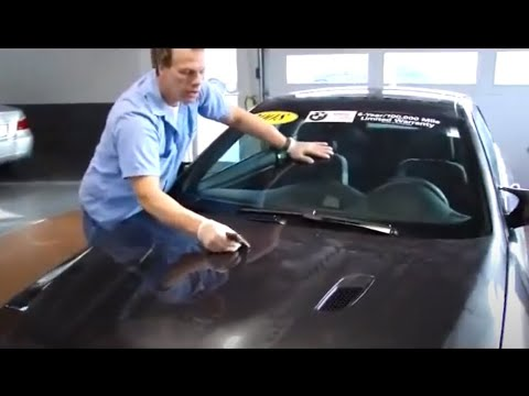 "How to remove Epoxy paint overspray ""Auto Paint Overspray Removal of Texas Onsite Services"""