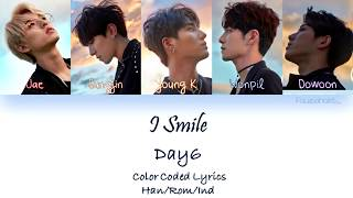 Video DAY6 – I Smile (반드시 웃는다) | Indo sub download MP3, 3GP, MP4, WEBM, AVI, FLV Maret 2018