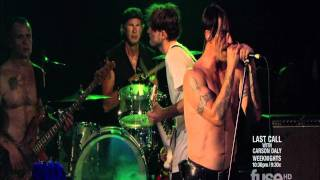 Red Hot Chili Peppers - Californication - Live at Roxy Theatre 2011 [HD]