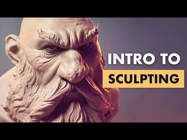 Introduction to Sculpting | Trailer