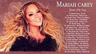 Mariah Carey Greatest Hits Full Album 2020 - Best Songs of Mariah Carey