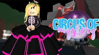 SPOOKIEST GAME IN ROBLOX! 🔮 (Cybernova's Circus of Mystery) - NEW GAME!