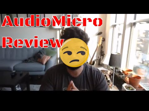 AudioMicro Review Sites to Sell Stock Music (How to Sell Music)